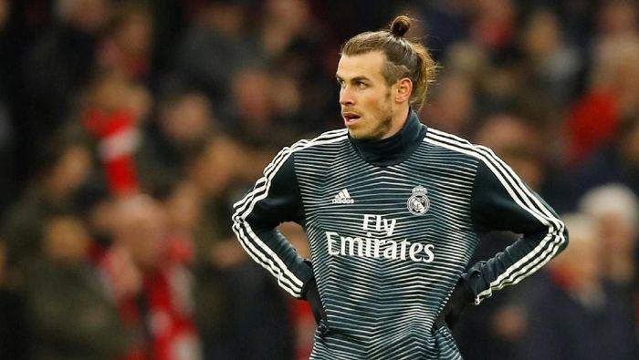 Striker Real Madrid Gareth Bale. (Foto: Wolfgang Rattay/Reuters)