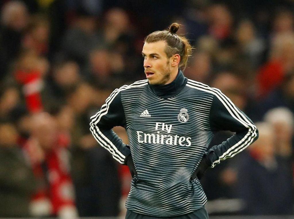 Rumor Transfer: Gareth Bale Tolak Kembali ke Tottenham?