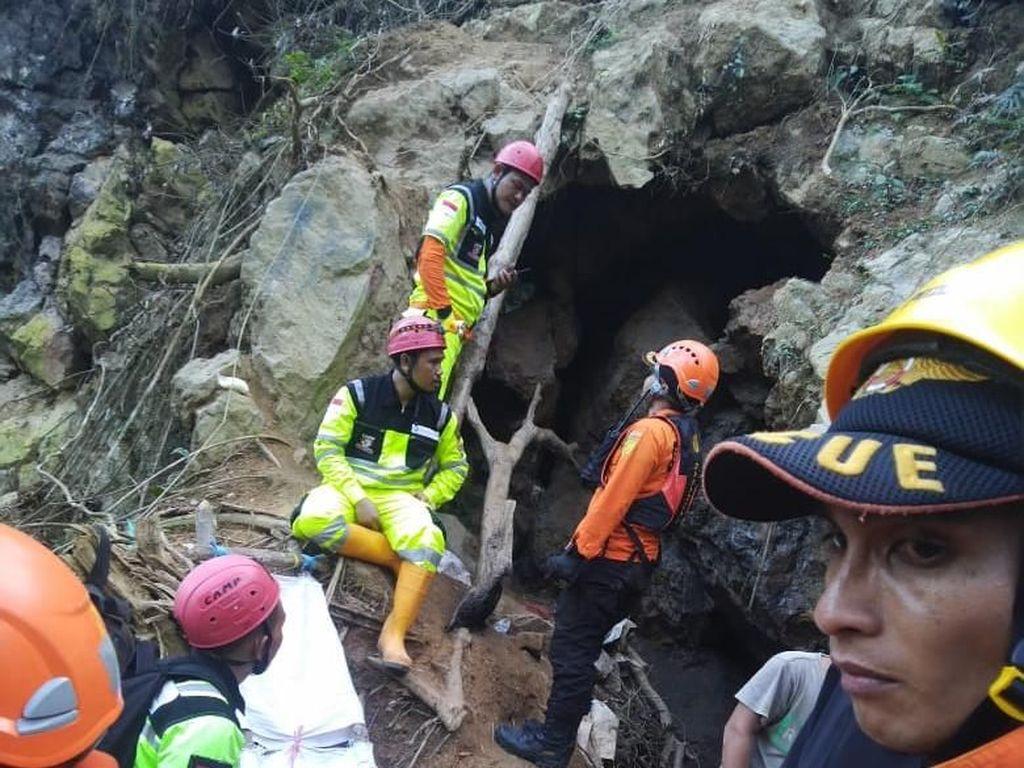 Bupati: Korban Meninggal Tambang Emas Longsor di Bolmong 8 Orang