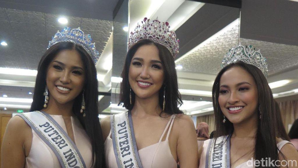 Mengintip Kecantikan Finalis Puteri Indonesia 2019 dari Sabang Sampai Merauke