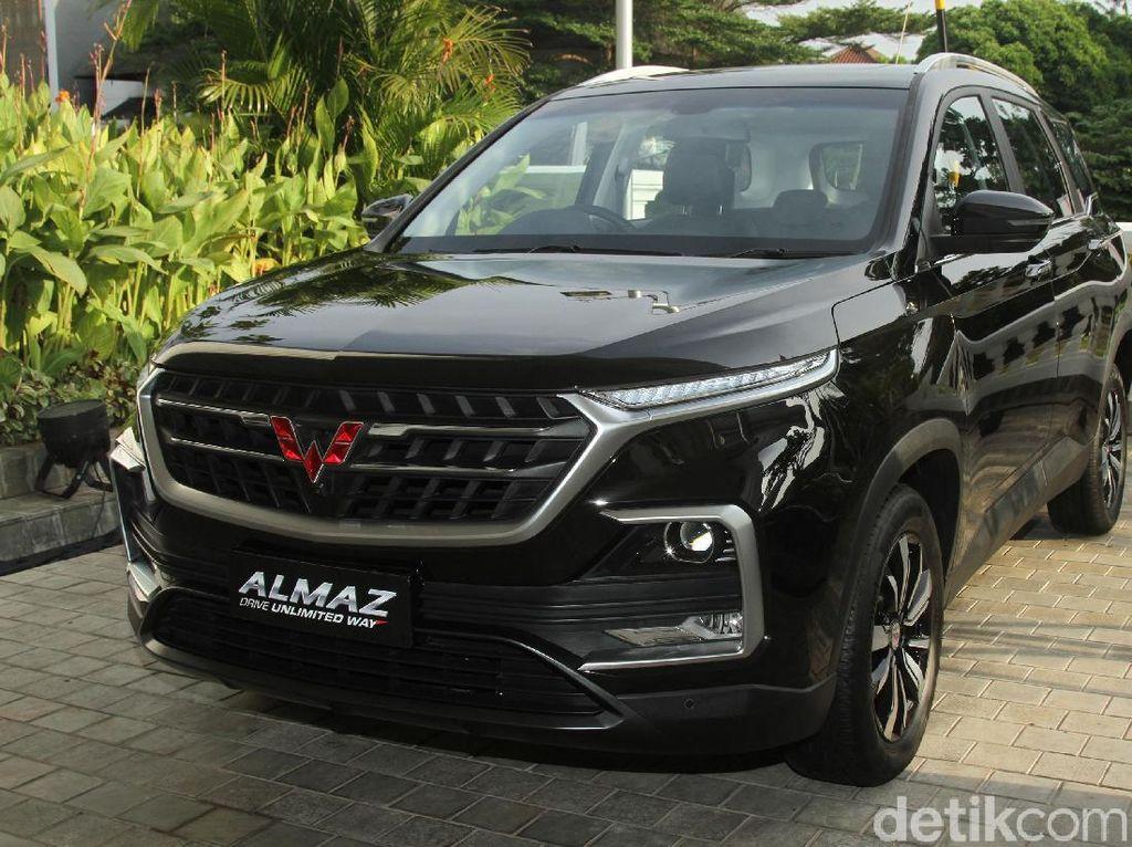 Dua Bulan Diasapi Wuling Almaz, Honda CR-V Mengaum Lagi