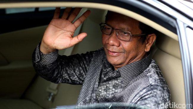 Berita Mahfud Md: KPK Independen, dari Kubu Mana Pun Ada Wakilnya di Tahanan Senin 20 Mei 2019