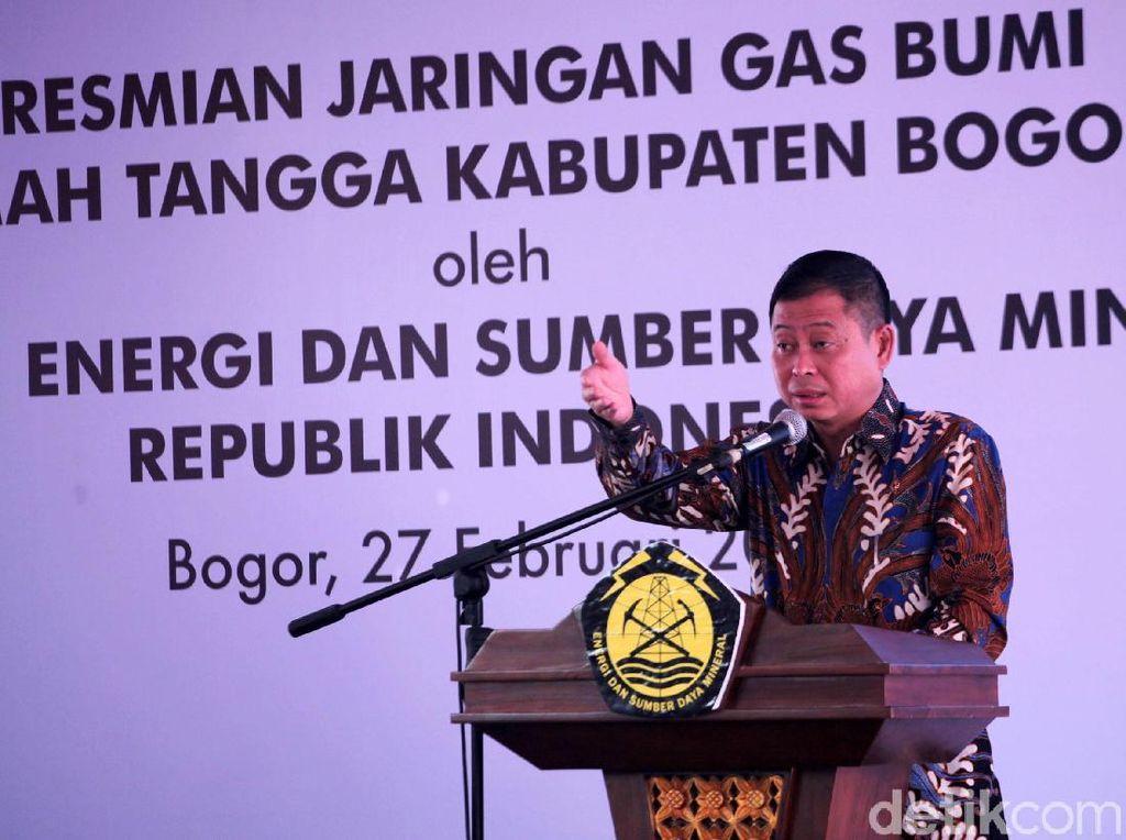 Jonan Gandeng Siti Nurbaya Tertibkan Reklamasi Lahan Bekas Tambang