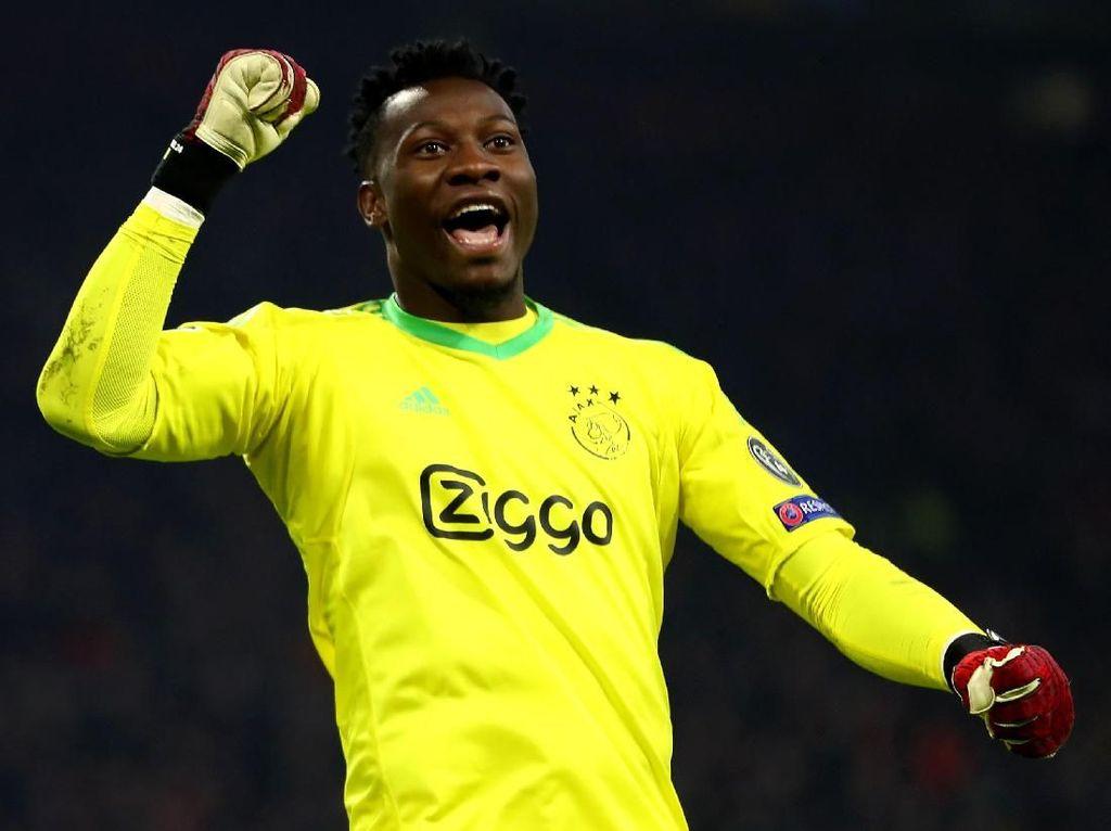 Setelah De Jong Didapat, Barcelona Juga Bidik Kiper Ajax