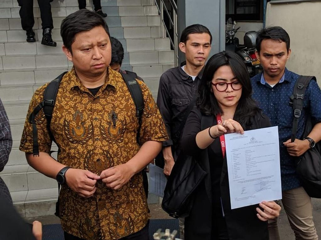 Jurnalis CNN Indonesia Laporkan Dugaan Intimidasi di Munajat 212