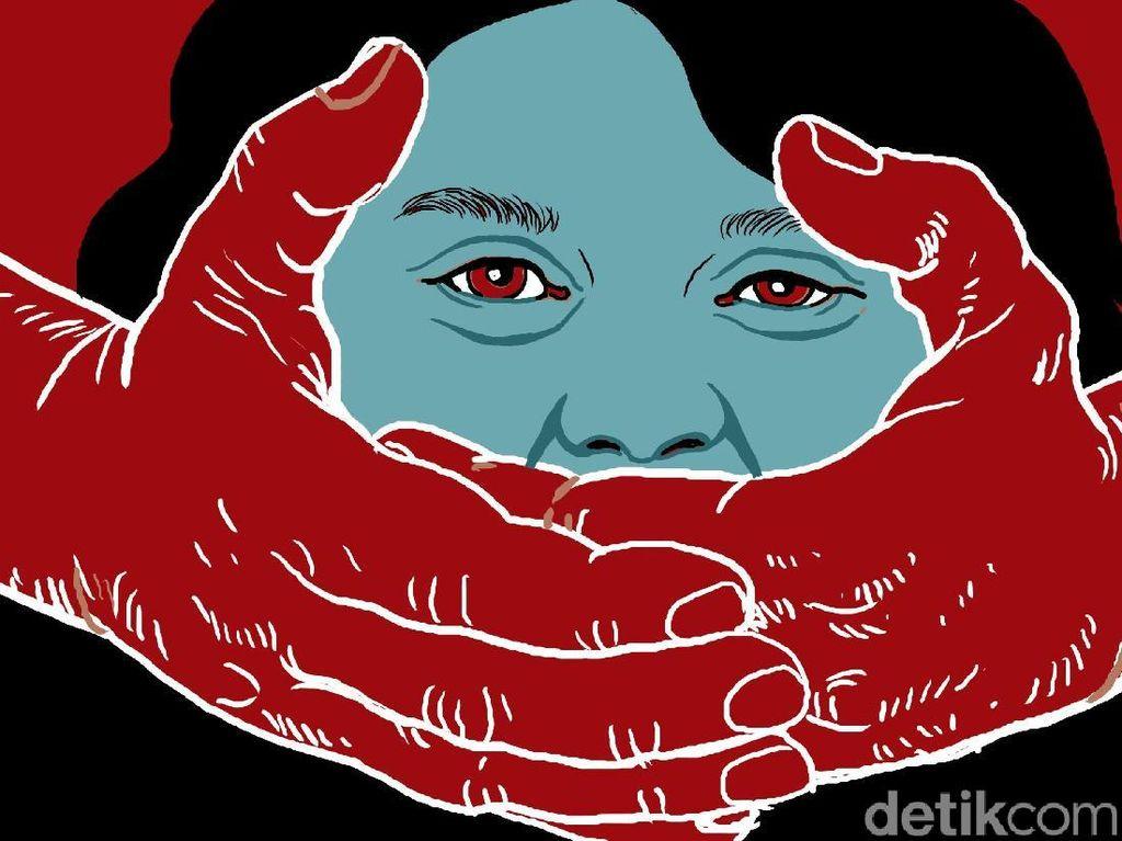 Diduga Hendak Diperkosa, Siswi di Sukabumi Alami Luka-Jari Tangan Patah