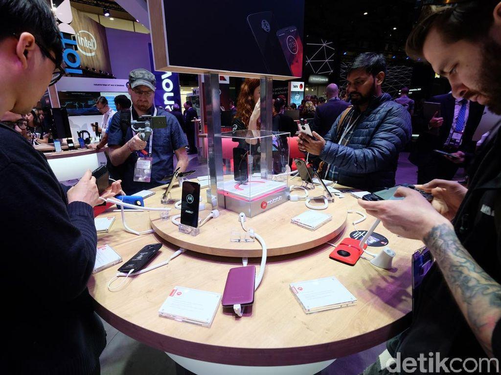 MWC 2019: Daftar Smartphone Baru yang Hadir di Barcelona