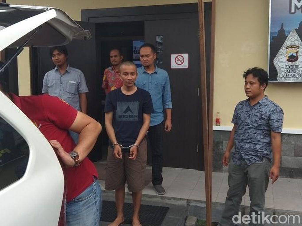 Pembunuh Mahasiswi UPN Yogya Dilimpahkan ke Polres Bantul