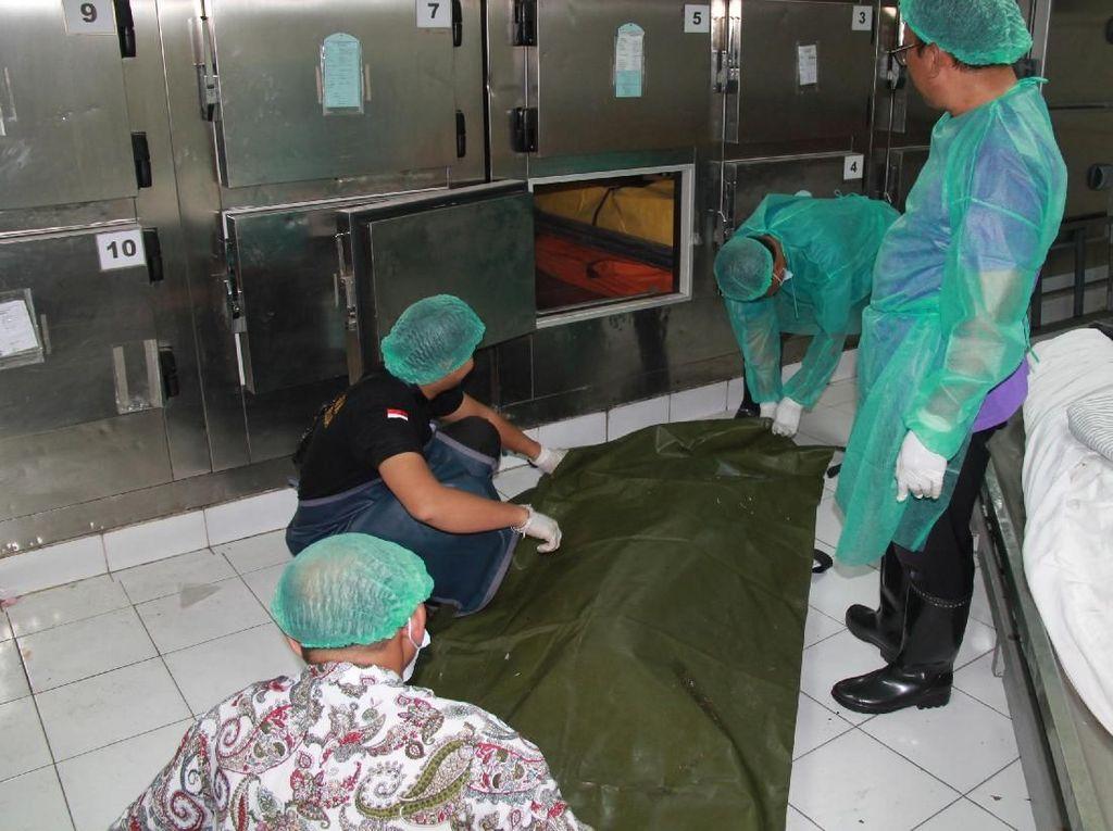 RSUD di Bali Kebanjiran Titipan Jenazah