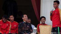 Osvaldo kepada Jokowi: Saya Mau Kuliah