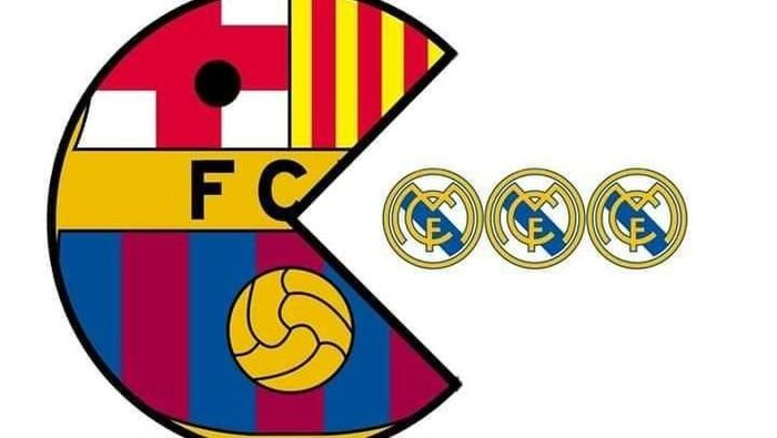 Meme Kocak Real Madrid Yang Dilumat Barcelona Foto 5