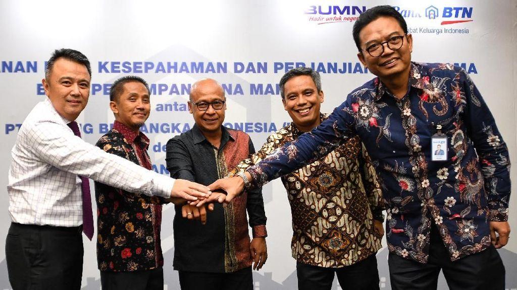 BTN Gandeng Kliring Berjangka Indonesia