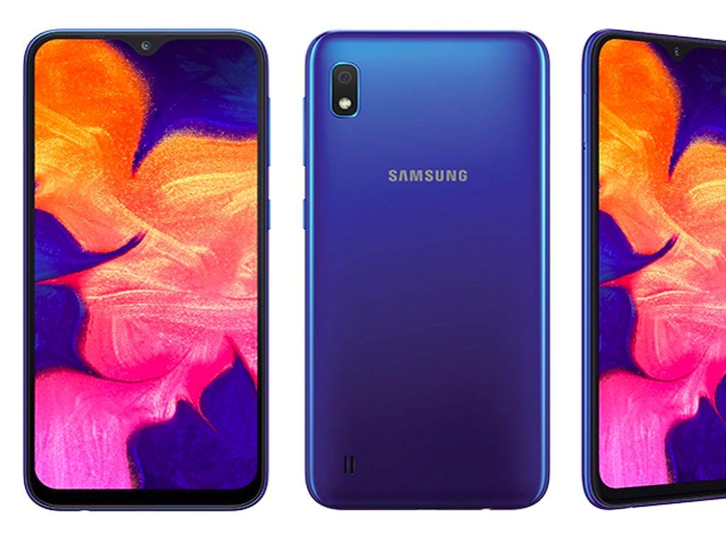 Samsung Rilis Galaxy A10e, Harga Lebih Mahal dari Galaxy A10