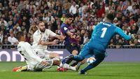Gol Pertama Membuka Jalan Barcelona