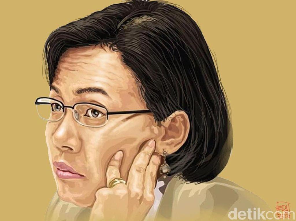 Ekonomi Global Bergejolak, Sri Mulyani Pasang Lampu Kuning