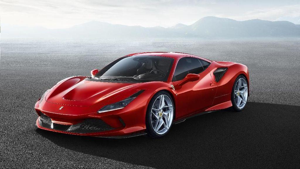F8 Tributo, Supercar Cepat Terbaru dari Ferrari