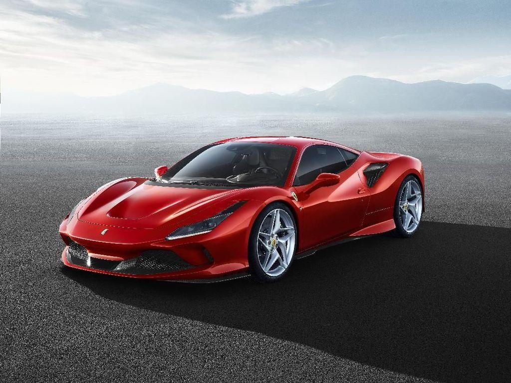 Ferrari Siap Bawa F8 Tributo ke RI