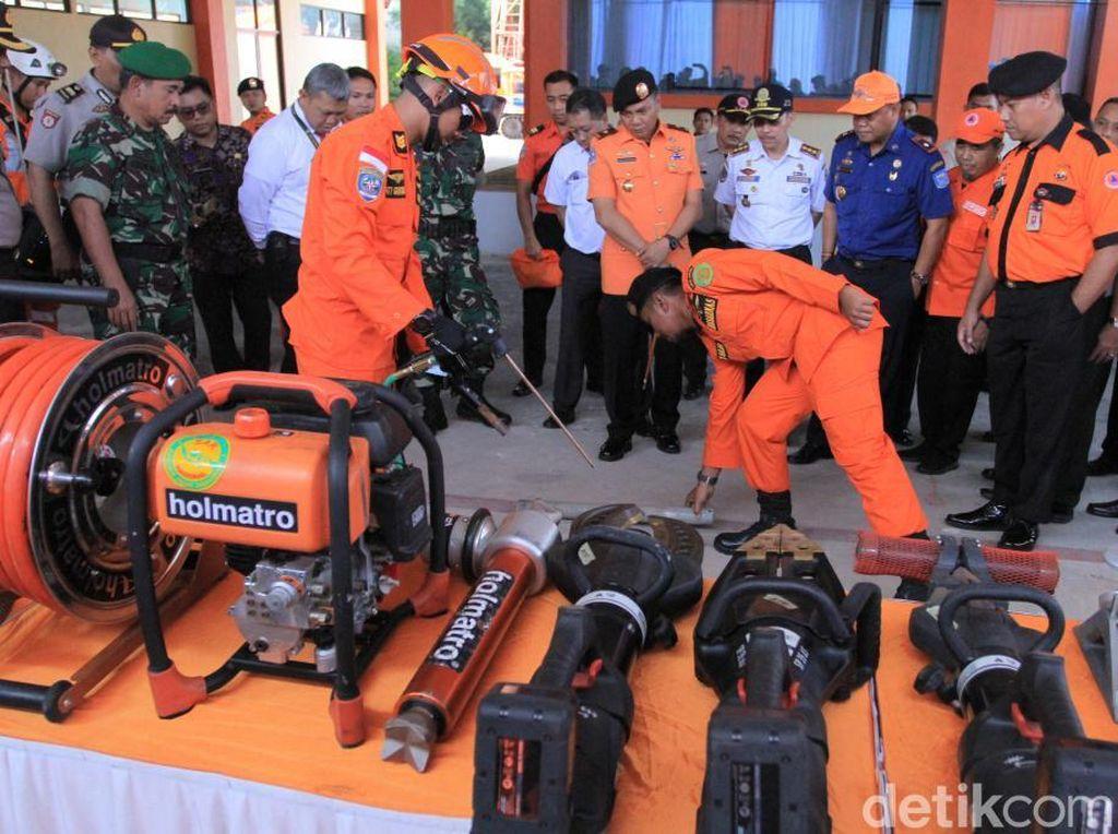 Kuatkan Sinergisitas, SAR Bandung Siap Hadapi Bencana di Jabar