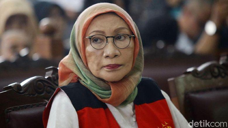 Permohonan Tahanan Kota Ditolak Hakim, Ini Respons Ratna Sarumpaet