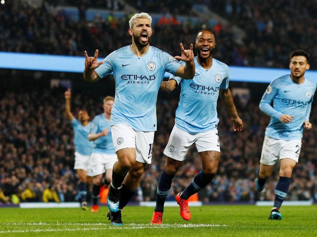 Jadi Sponsor Man City, Puma Gelontorkan Rp 12 Triliun