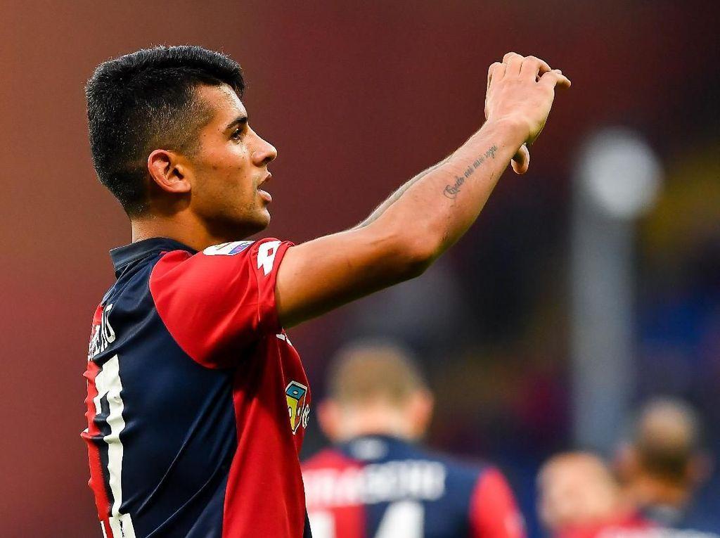 Juventus Resmi Dapatkan Cristian Romero