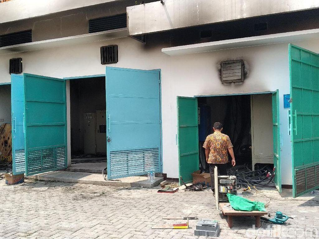 Sempat Bermasalah, Listrik di RSSA Malang Kini Sudah 95% Normal