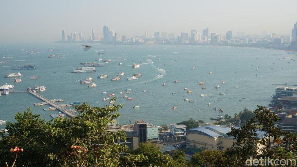 Foto: Wajib ke Sini Kalau Mau Punya Foto Keren di Pattaya