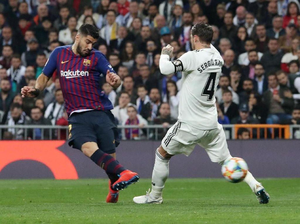 Suarez adalah Mimpi Buruk Madrid