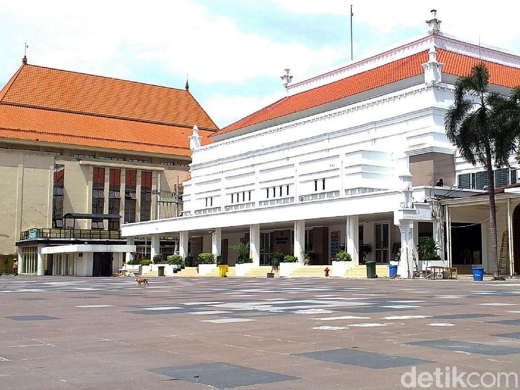 Makin Kece, Surabaya Akan Buat Alun-alun di Atas dan Bawah Tanah