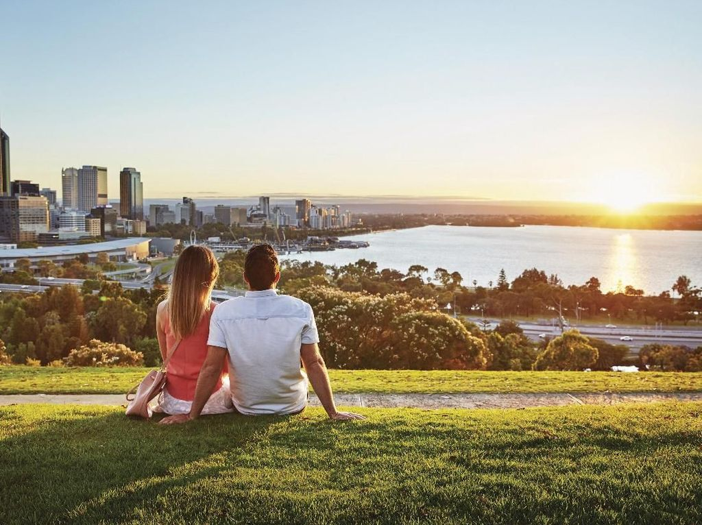 Perth, Tempat Wisata Terbaik di Australia Barat