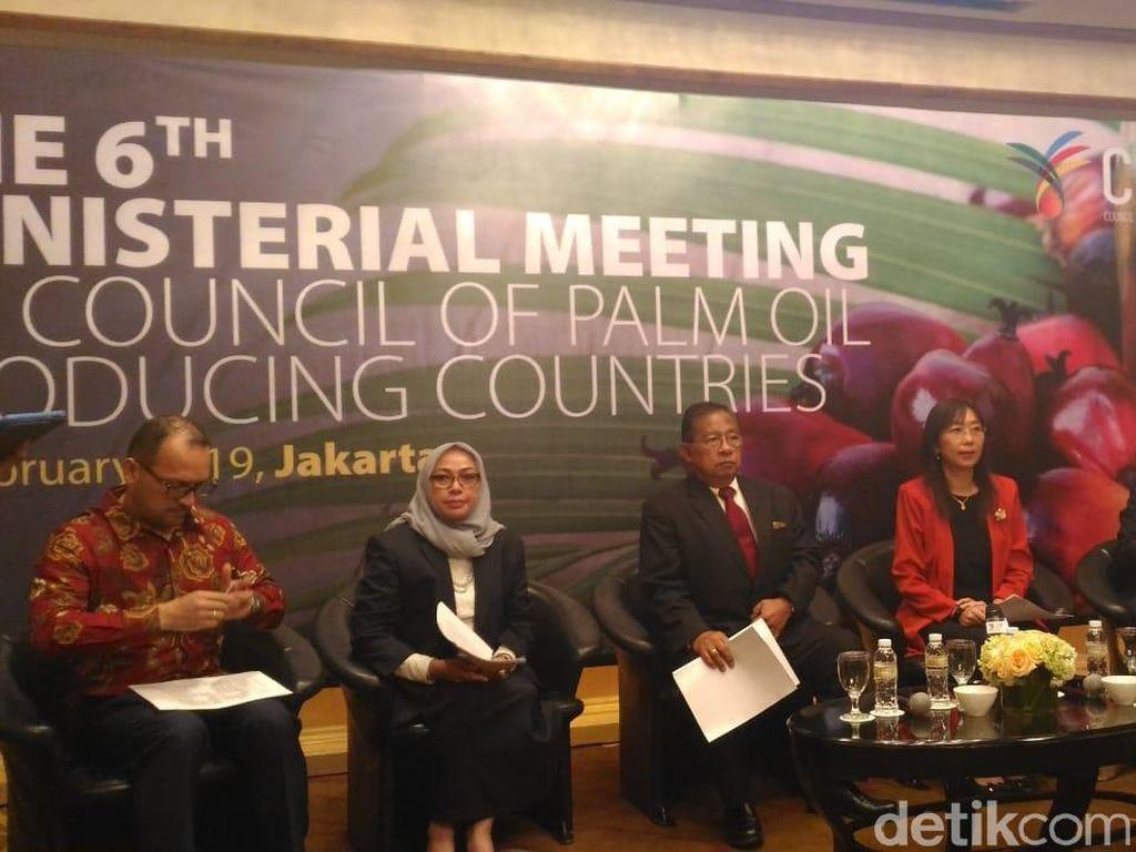 RI-Malaysia-Kolombia Tolak Kampanye Hitam Sawit di Eropa