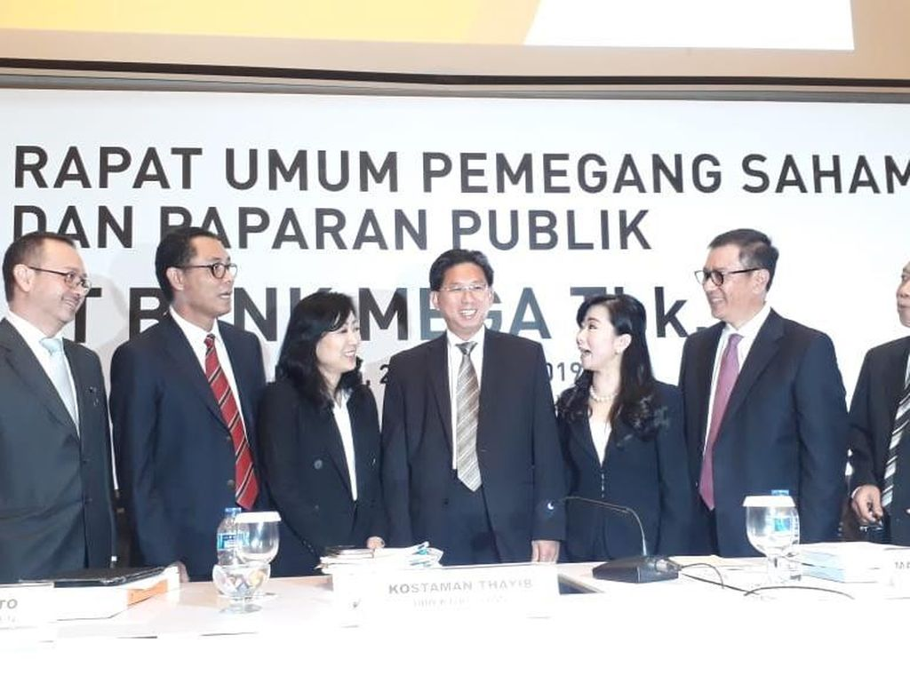 Bank Mega Raup Laba Rp 1,59 T di 2018