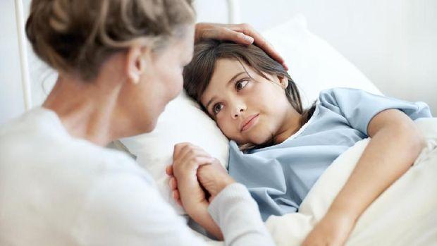 Kenali Hipotiroid Kongenital, Gangguan Tiroid Bawaan pada Anak