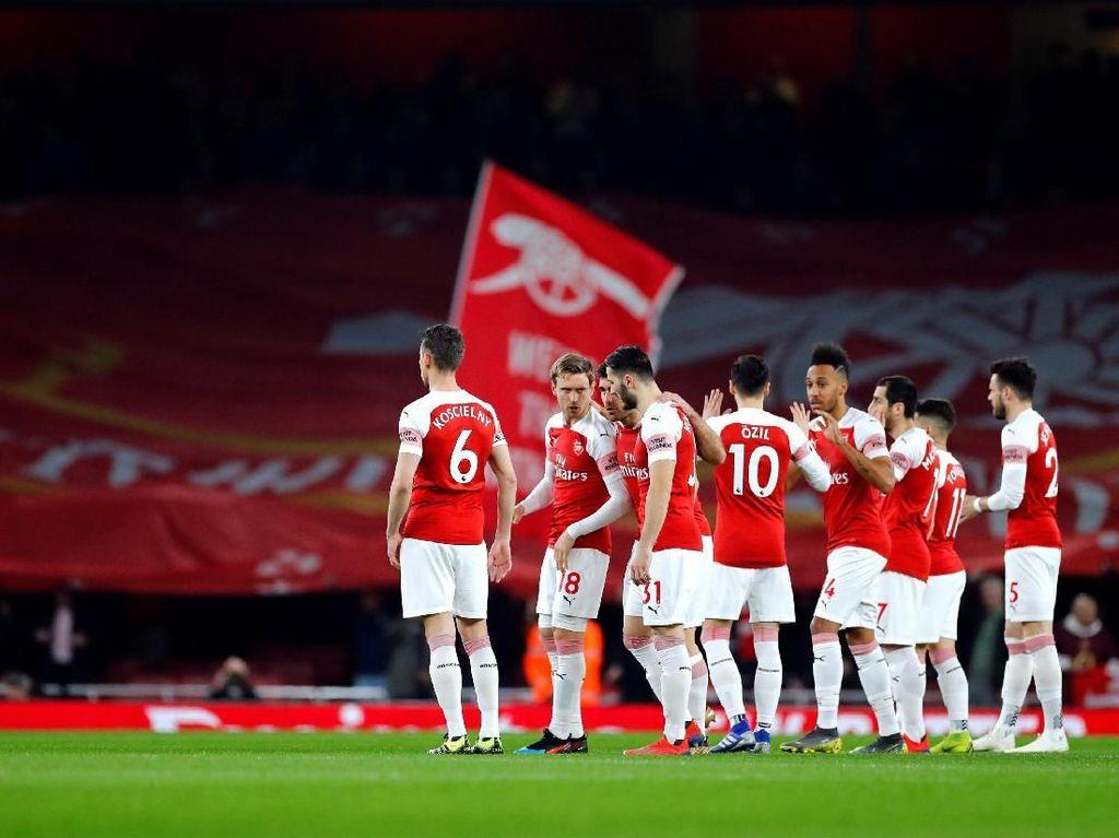 Demi Comeback dari Rennes, Arsenal dan Suporter Harus Bersatu