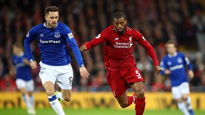 Derby Merseyside akan digelar di Goodison Park, saat Everton menjamu Liverpool, Minggu (3/3/2019). (Foto: Clive Brunskill/Getty Images)