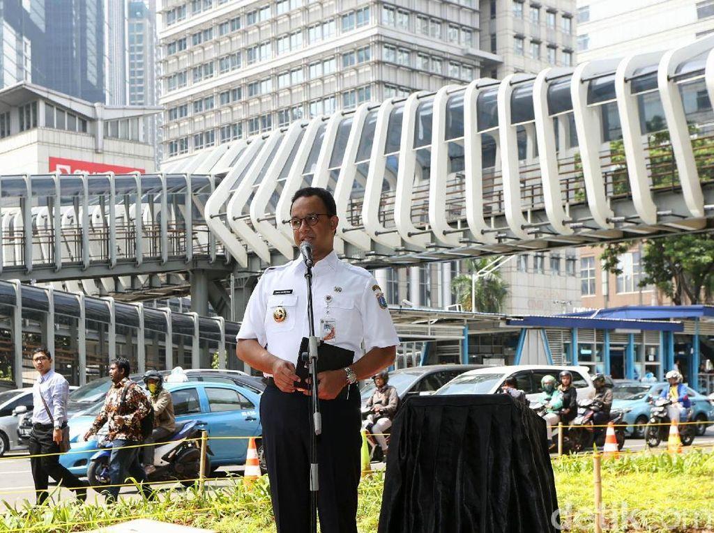Anggota DPD Terpilih Tak Setuju Ibu Kota Dipindah, Ini Kata Anies