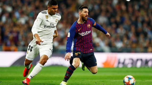 Neymar jadi rebutan antara Barcelona dan Madrid.