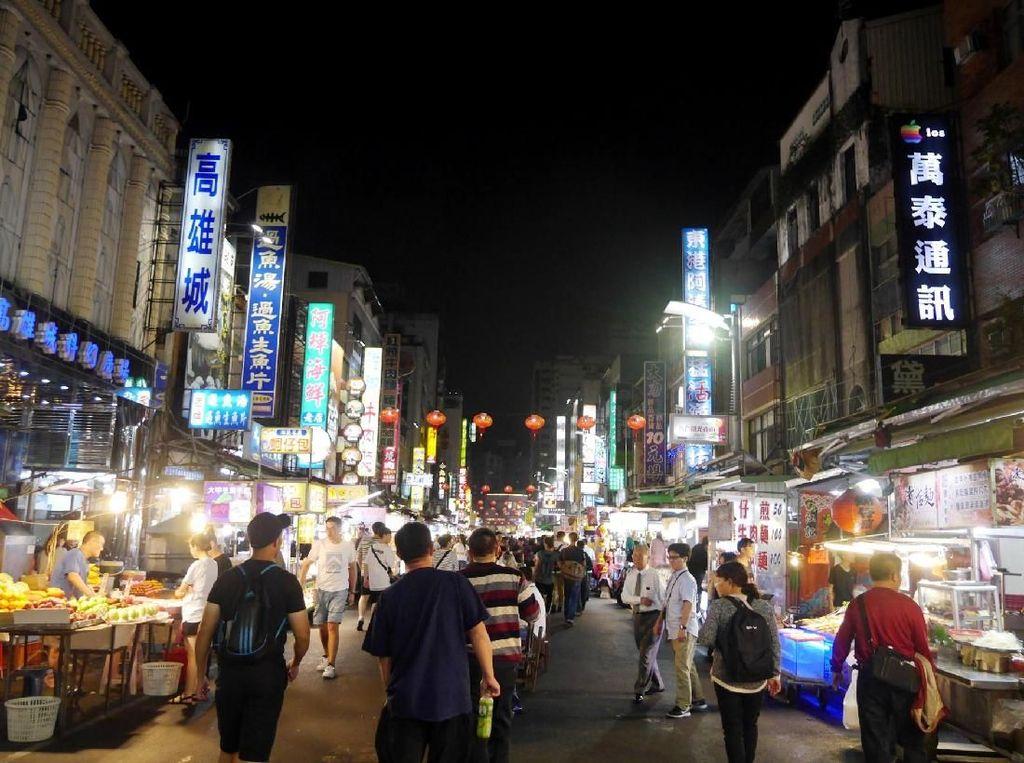 Wisata Malam di Taiwan, Ngapain Saja?