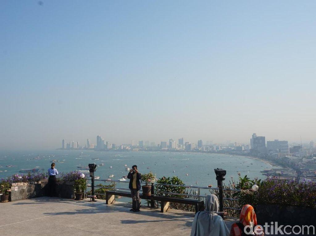 Tempat yang Wajib Dikunjungi di Pattaya, Pemandangannya Cantik