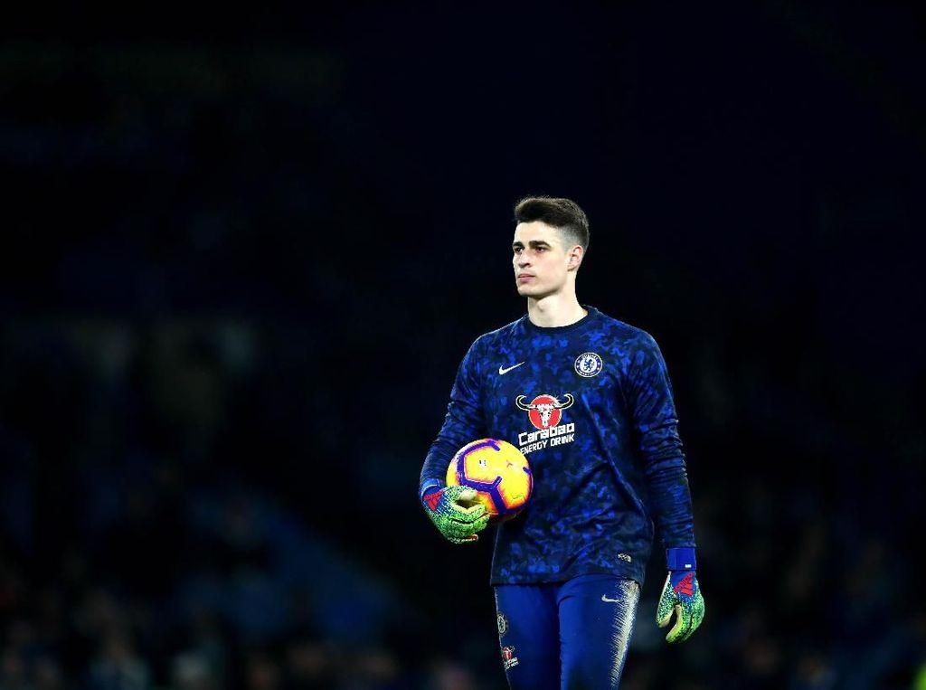 Kepa Masih Kiper Nomor Satu Chelsea