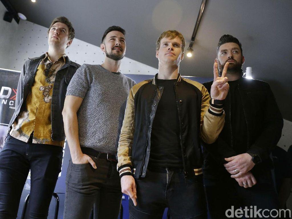 Tampil di Jakarta, Persiapan Konser Kodaline sampai Satu Truk
