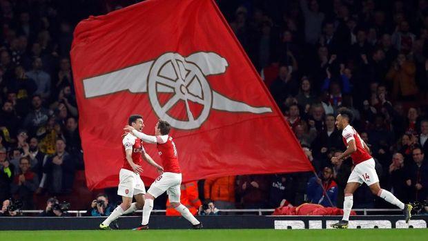 Kemenangan atas Bournemouth memastikan Arsenal bertahan di empat besar klasemen Liga Inggris