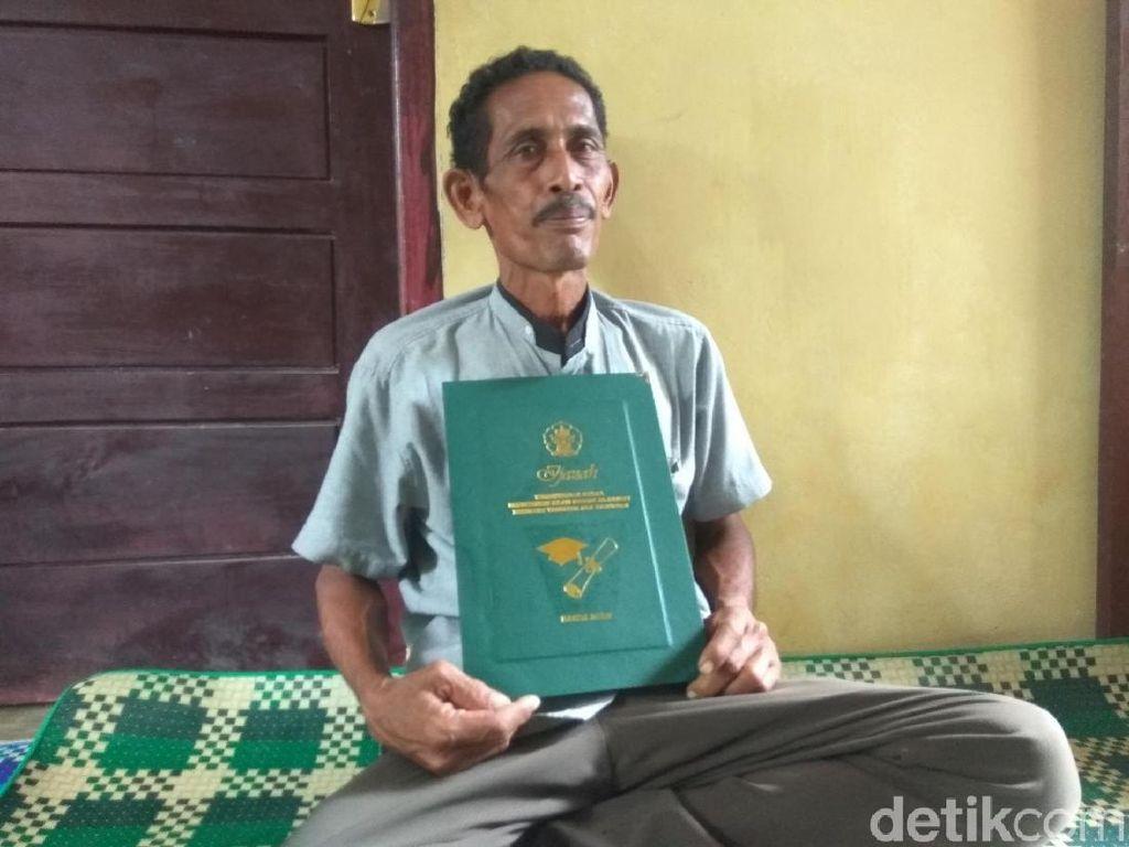 Adik Almarhumah Rina yang Wisuda Digantikan Ayah Ditawari Masuk UIN Tanpa Tes