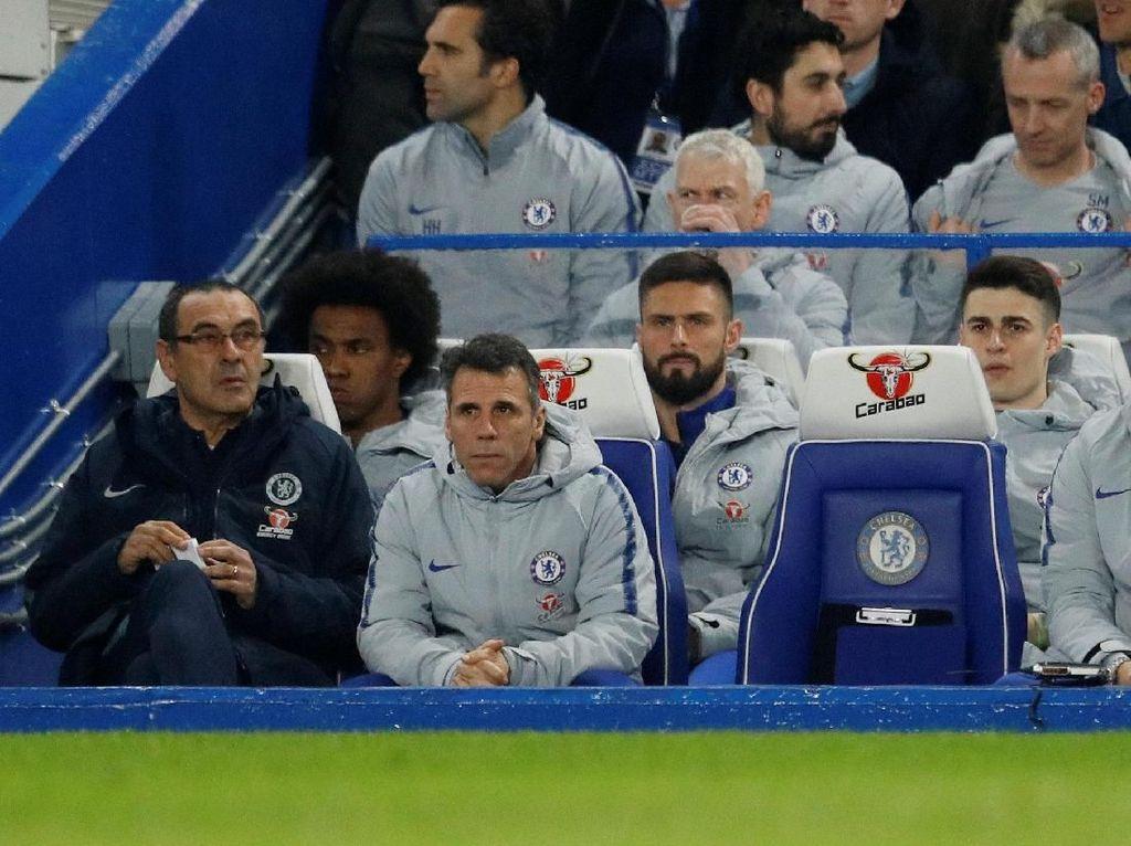 Drama Kepa Tak Bikin Chelsea Retak Kok