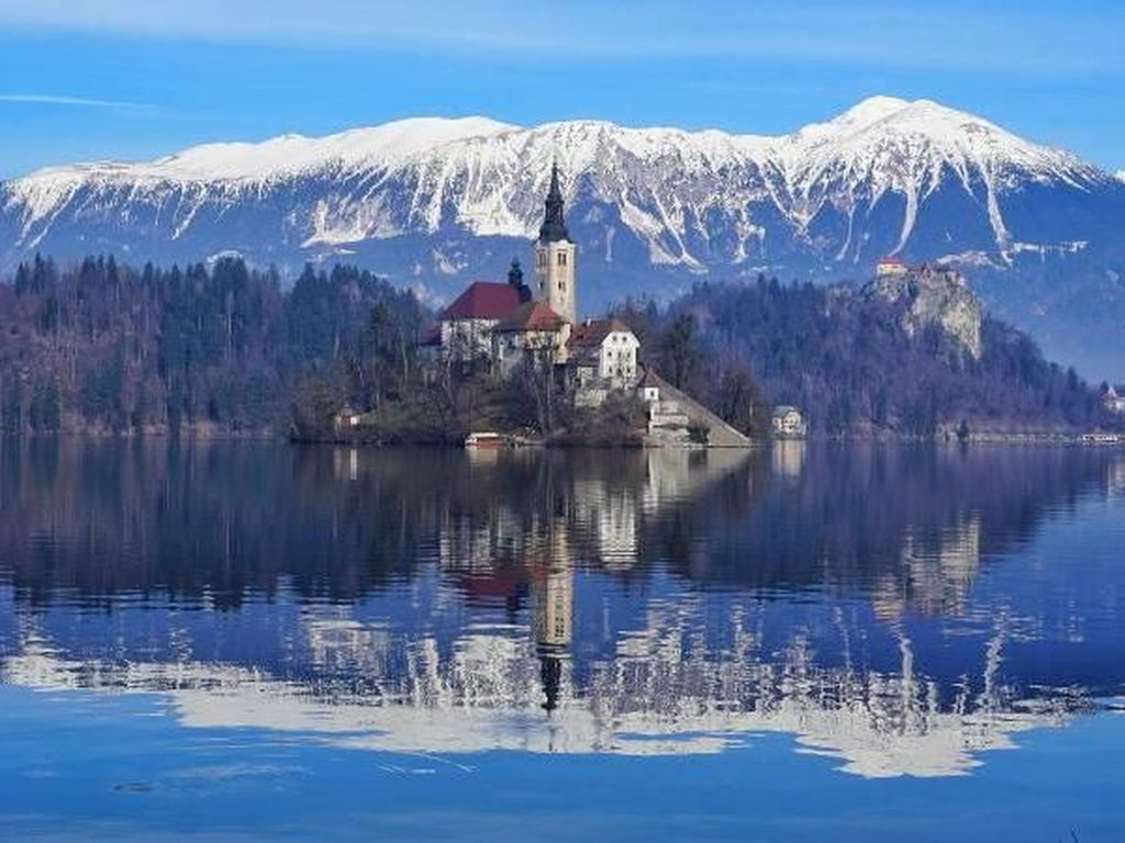 Negeri Dongeng di Slovenia