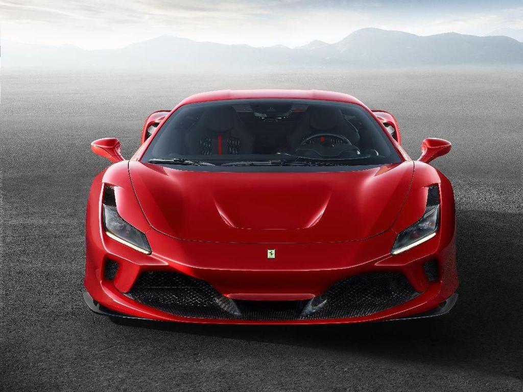 Akhirnya Ferrari Bocorkan F8 Tributo Terbaru
