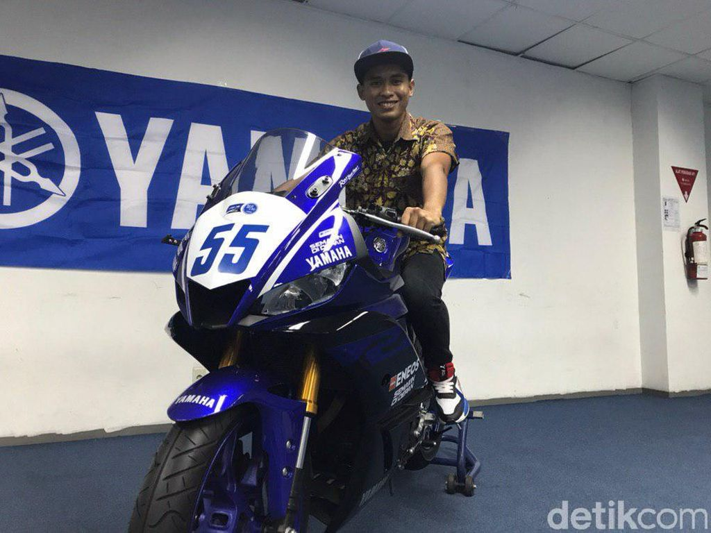 Dimas Ekky ke Moto2, Galang Hendra pun Ingin ke MotoGP