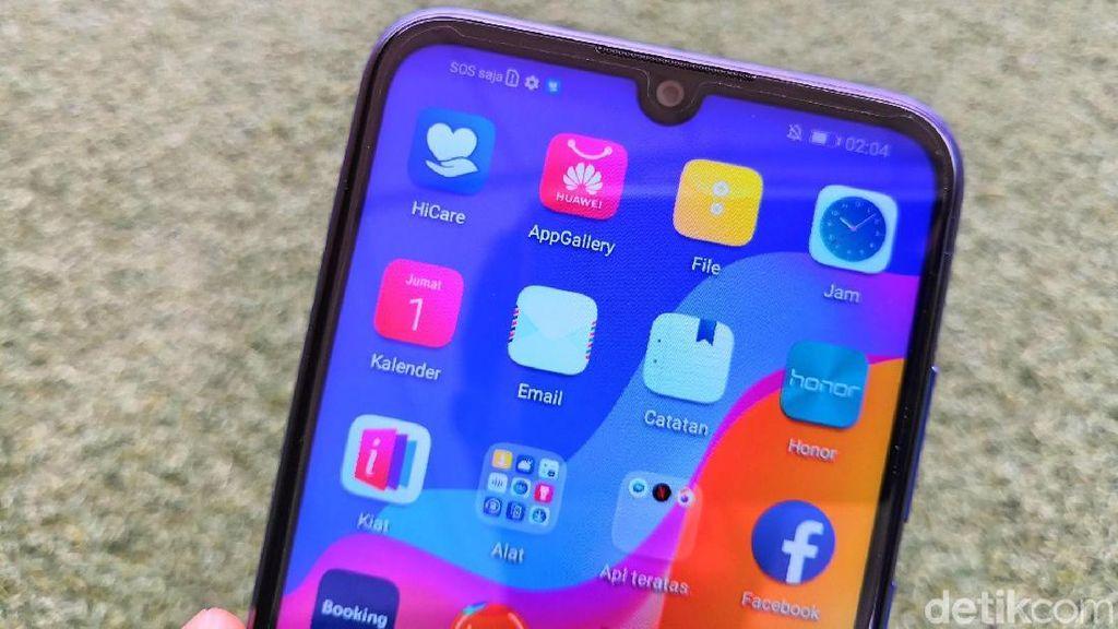 Unboxing Honor 8A, Smartphone Murah Desain Cukup Mewah
