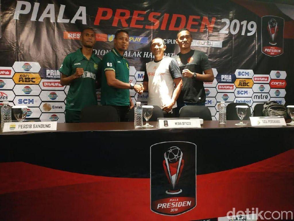 Jelang Piala Presiden 2019, Persebaya Respek kepada Perseru yang Babak Belur
