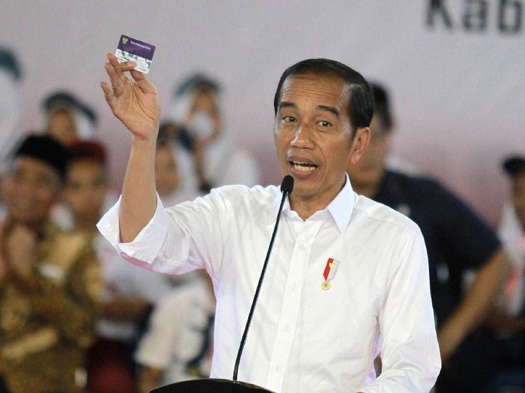 Kartu Sakti Jokowi Masuk APBN 2020, PKH hingga BPNT Jadi Satu